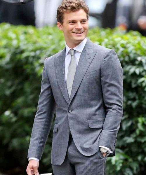 Christian Grey Suit