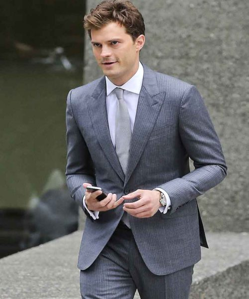 Fifty Shades of Grey Suit