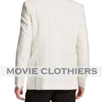 Sean Conner 007 James Bond Ivory Tuxedo Golddinger