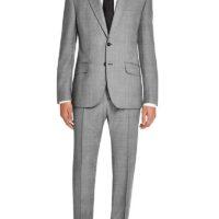 James Bond Skyfall Grey Suit