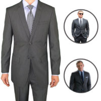 Spectre Grey Suit