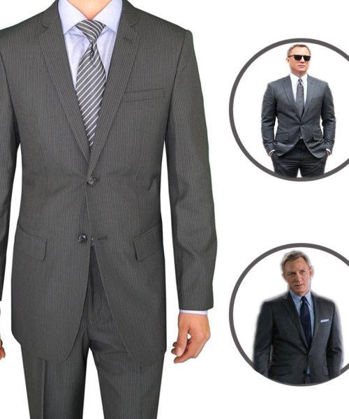 Spectre Grey Suit