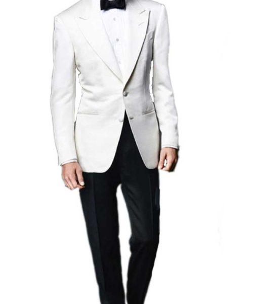 James Bond White Spectre Tuxedo