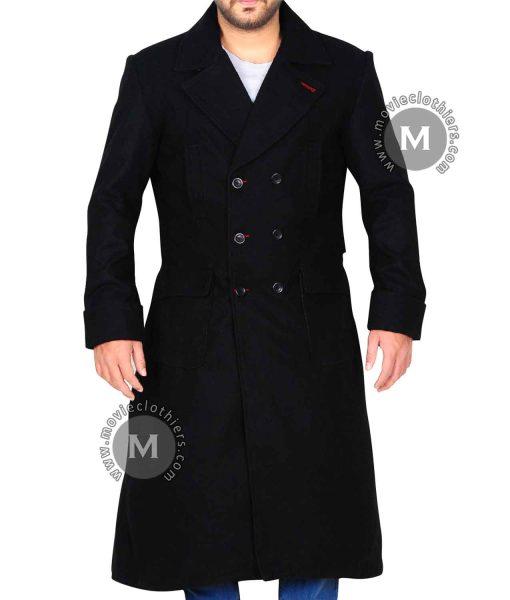 bbc benedict cumberbatch sherlock coat