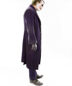 dark knight joker coat