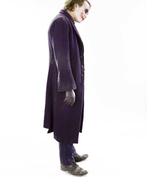 dark knight joker coat