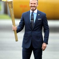david beckham olympics suit