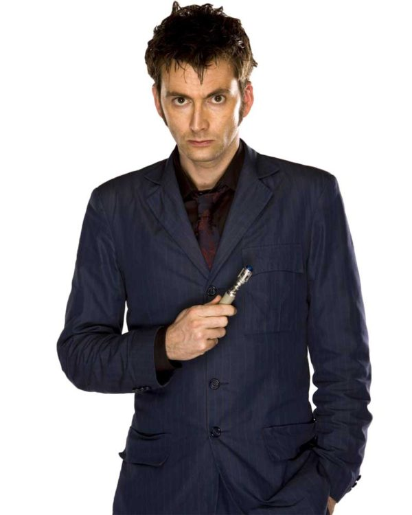 doctor who tenth doctor blue suit