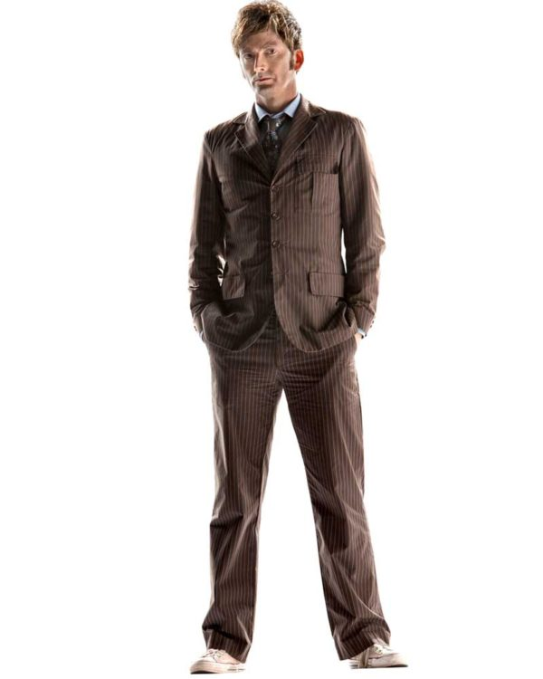 doctor who tenth doctor suit