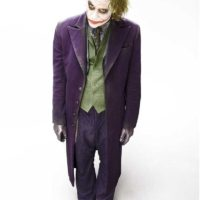 heath ledger joker coat