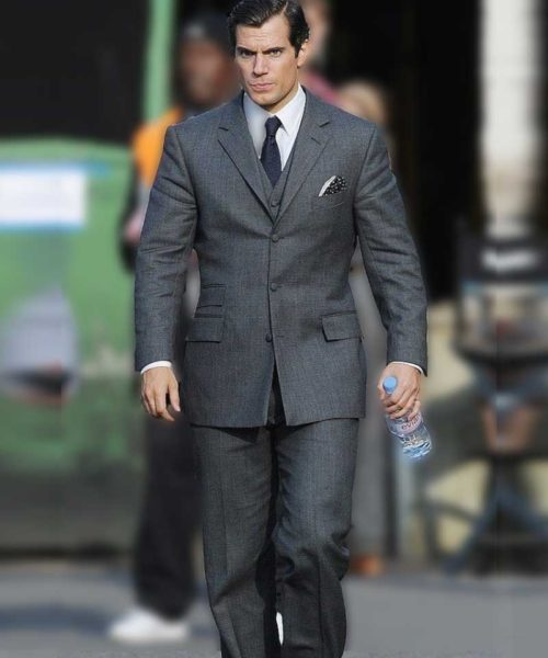 henry cavill the man from uncle suit