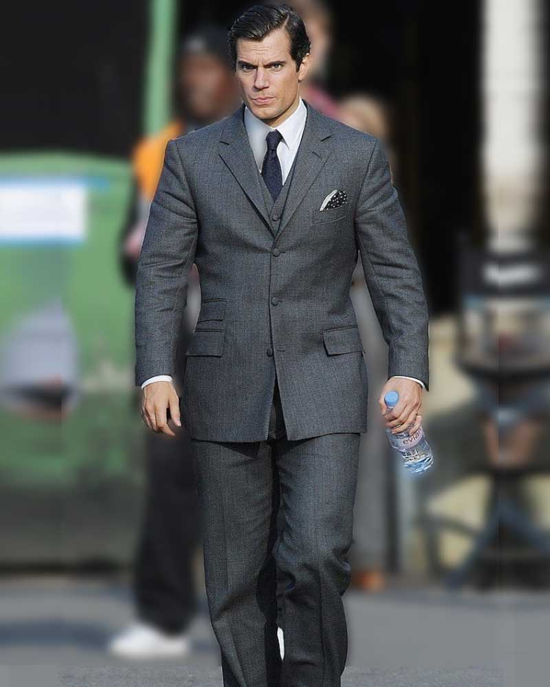 henry cavill suit the man uncle