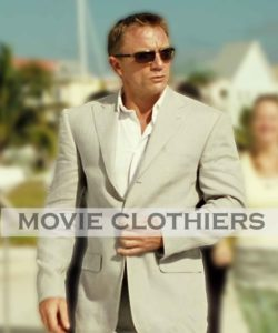 james bond casino royale suit replica