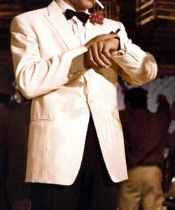 james bond goldfinger tuxedo