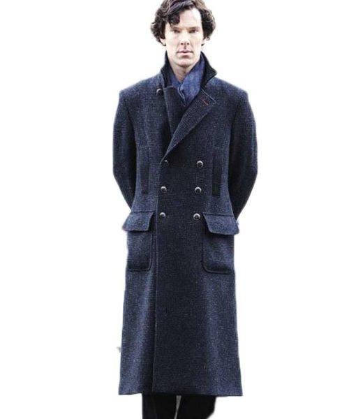 sherlock coat replica