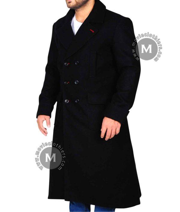 sherlock holmes jacket
