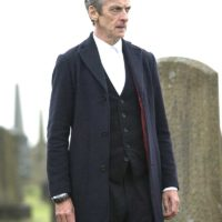 Doctor Who twelfth doctor coat
