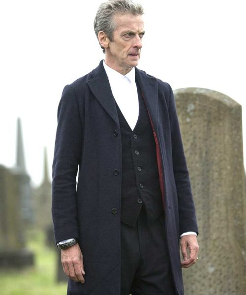 twelfth doctor coat