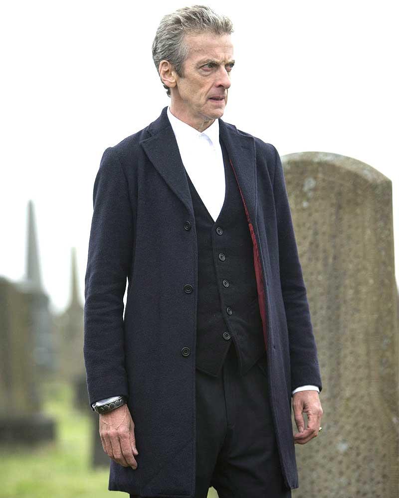 Doctor Who twelfth doctor coat