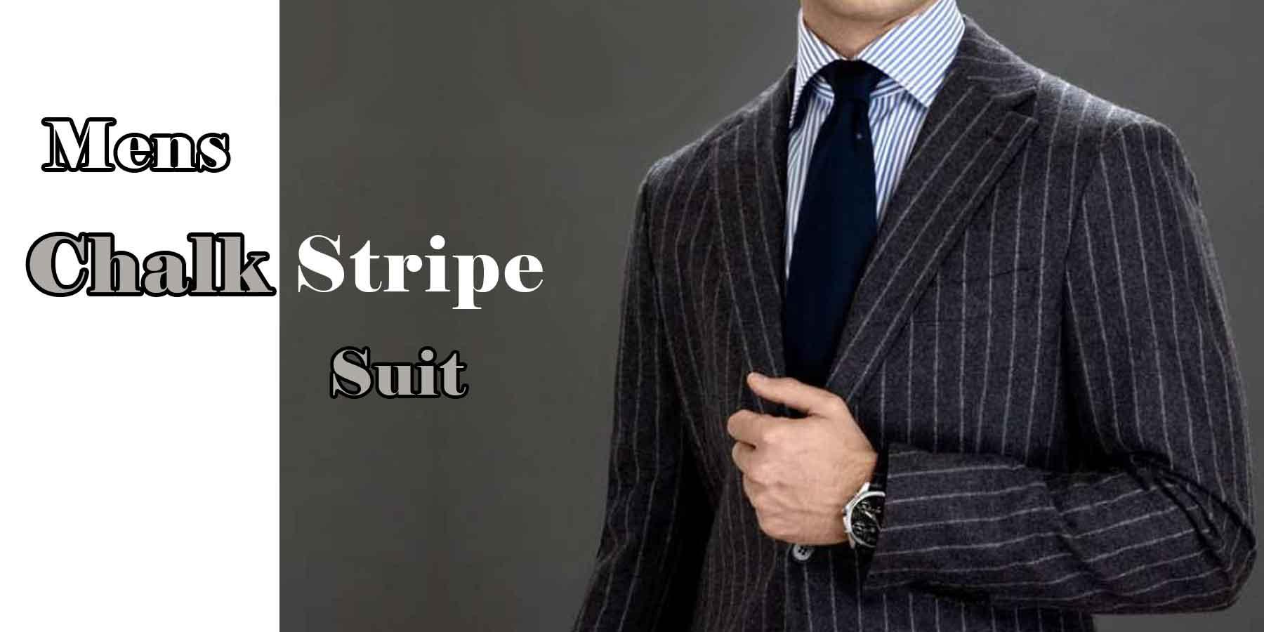 Chalkstripe-Suit