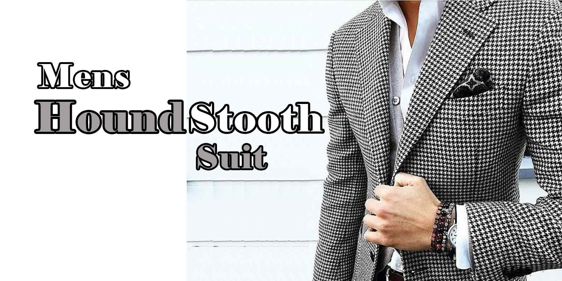 Houndstooth-Suit