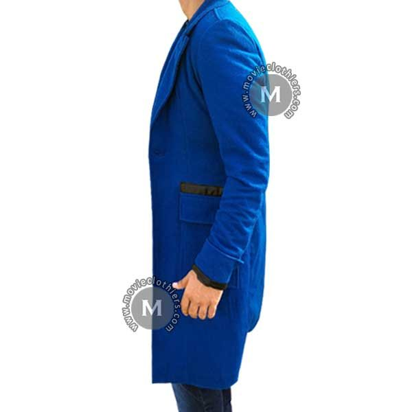 blue fantastic beasts coat