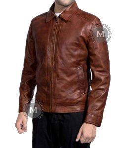 Brown john wick jacket