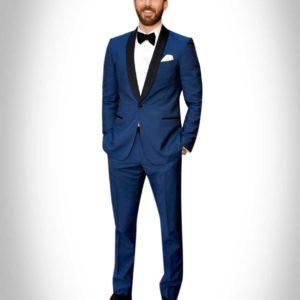Chris Evans Oscar Tuxedo