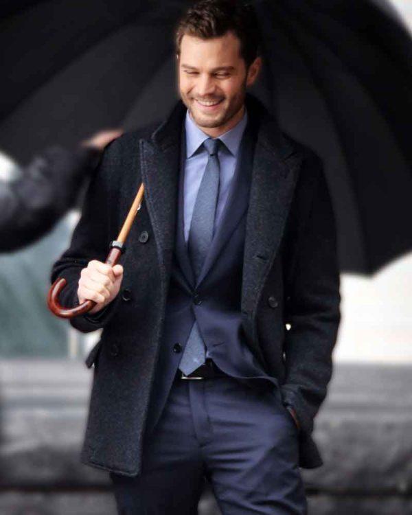 Christian Grey Coat