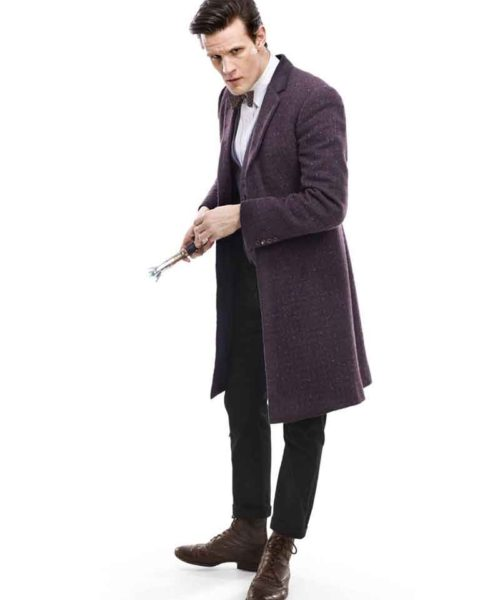Eleventh Doctor Coat