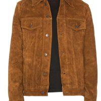 Huge Jackamn Logan Suede Jacket