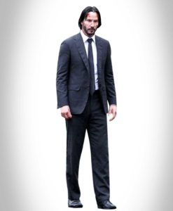 John Wick Black Suit