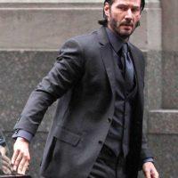 John Wick Charcoal Suit