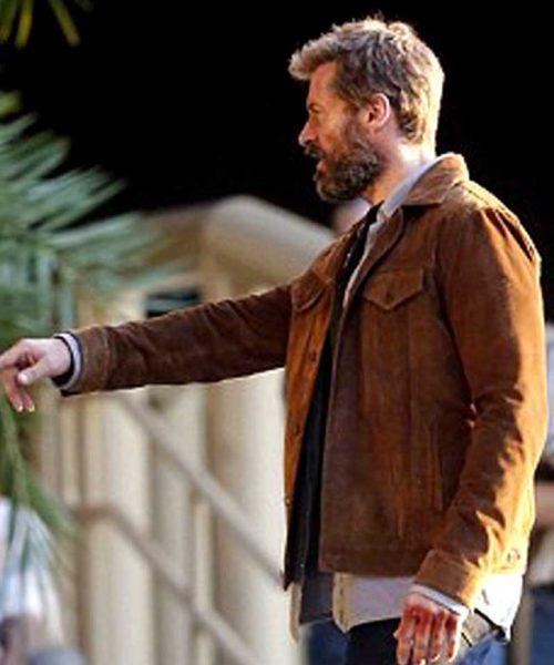 Logan Suede Jacket