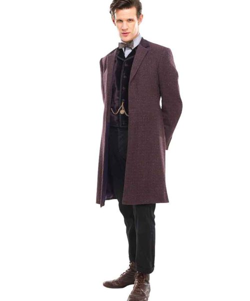 Matt Smith Coat