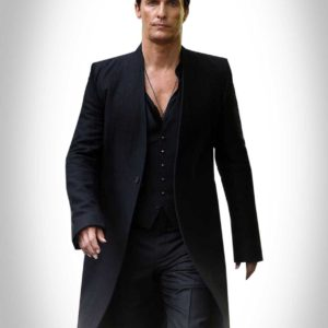Matthew Mcconaughey Long Coat