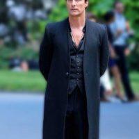 Matthew Mcconaughey Long Coat