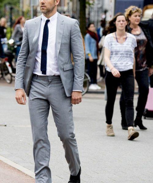Ryan Renolds Suit