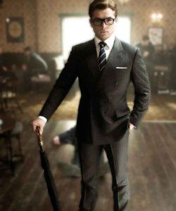 Taron Kingsman Suit
