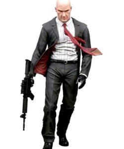 agent 47 hitman costume