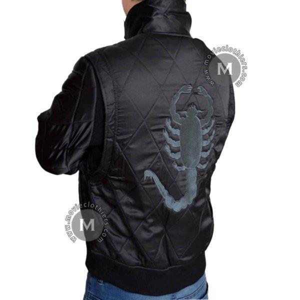 black drive movie jacket