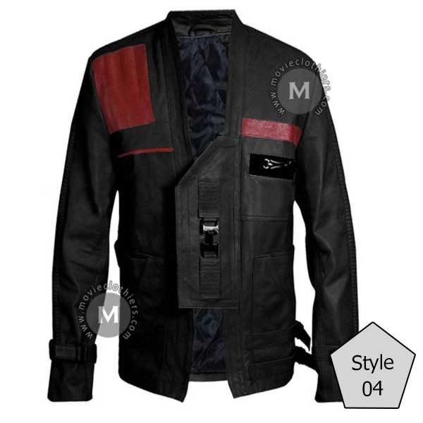black finn jacket
