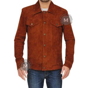 brown logan leather jacket