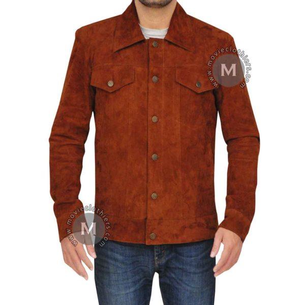 brown logan leather jacket