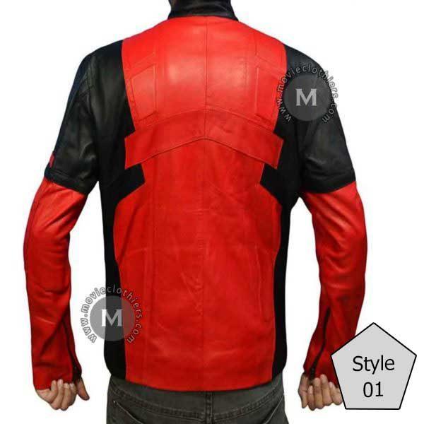 deadpool bomber jacket costume