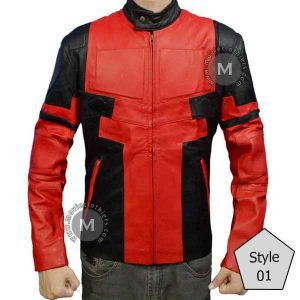 deadpool jacket costume