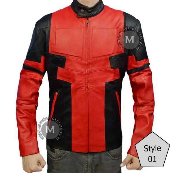 deadpool jacket costume