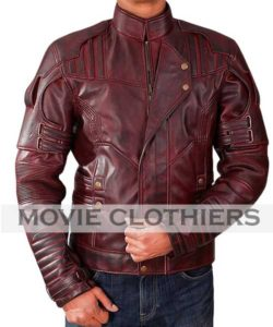 guardians of the galaxy star lord cosplay jacket