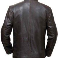 han solo leather jacket force awakens