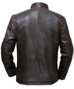 han solo leather jacket force awakens